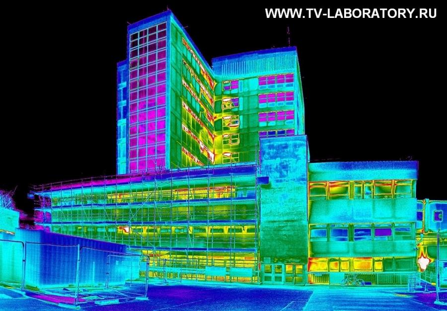 Панорама многоэтажка