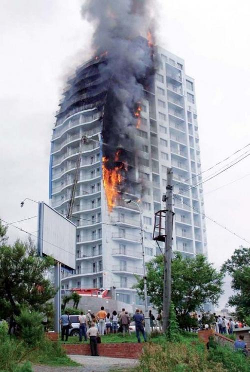 Раздел безопасность эксплуатации зданий и сооружений